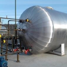 Теплоизоляция емкостей и резервуаров