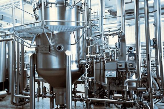 Оборудование для химического производства