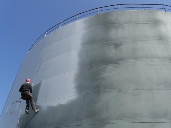 Гидроизоляция резервуаров и емкостей